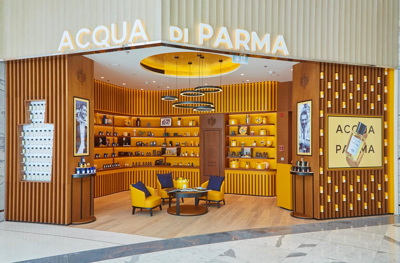 Acqua di Parma Dubai boutique