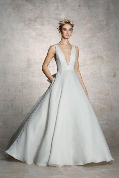 فستان-بتنورة-منفوشة