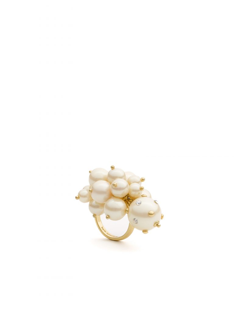 PEARL CLUSTER RING nov 375