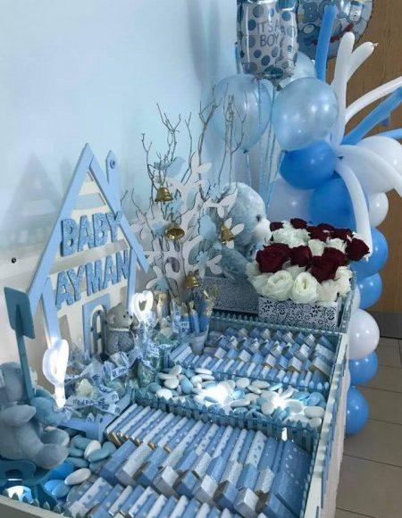 حفل استقبال طفل محمد باش