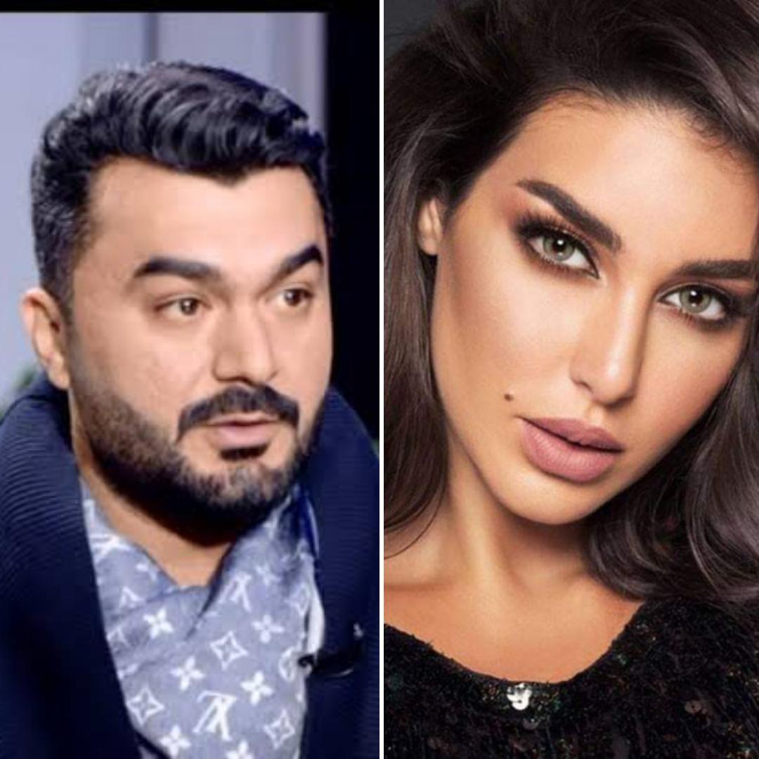 عبدالله بهمن وياسمين صبري