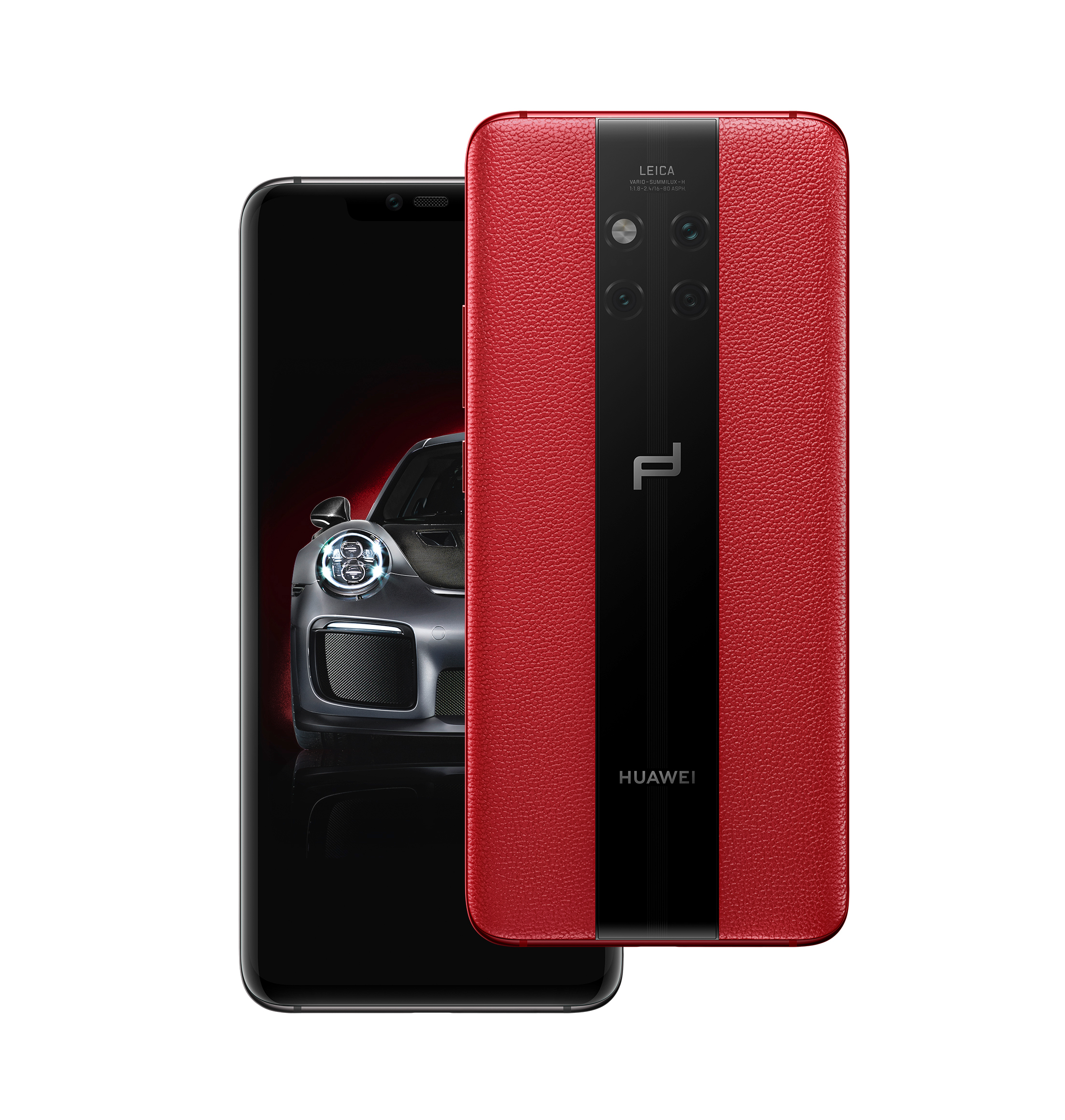 PORSCHE DESIGN HUAWEI Mate 20 RS RED