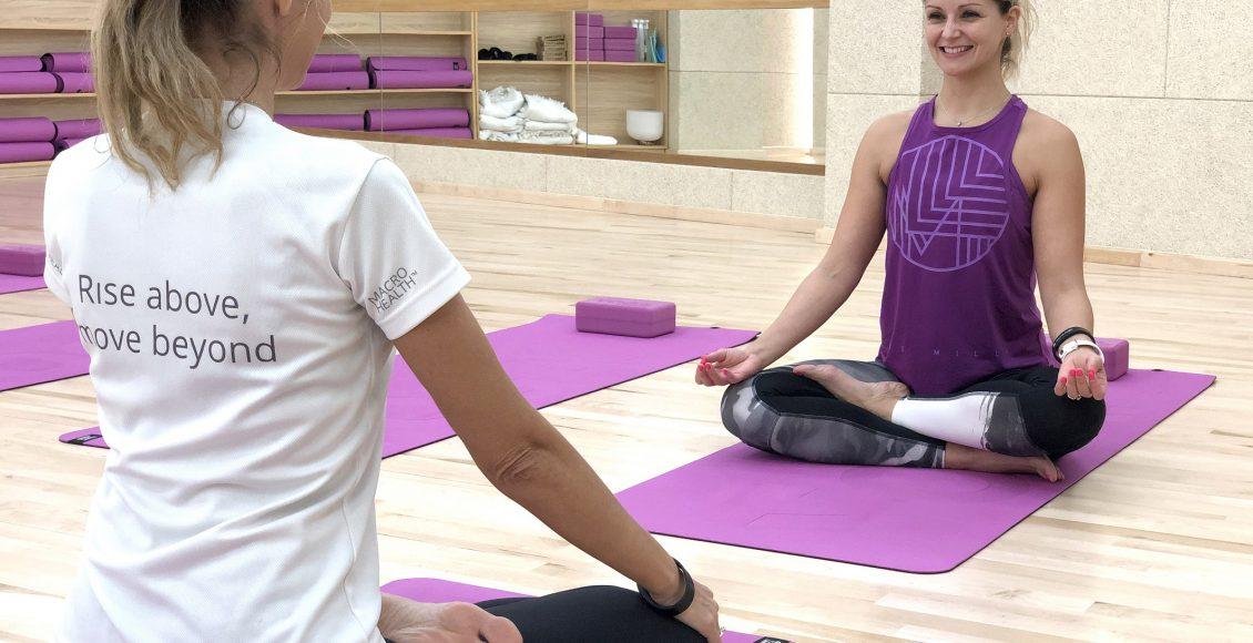 ماكس آند إيغل يقدم برامج تدريبية متكاملة للصحة، اللياقة البدنية متضمنة توزاناً بين العقل، الجسد، والروح
