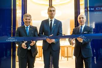افتتاح دار شوميه الجديد