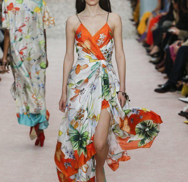 كارولينا هيريرا نيويورك ربيع صيف 2019