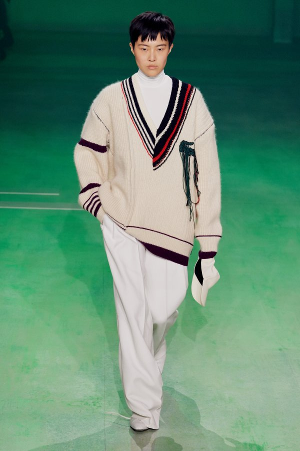 LACOSTE AW19_LOOK 35 by Yanis Vlamos