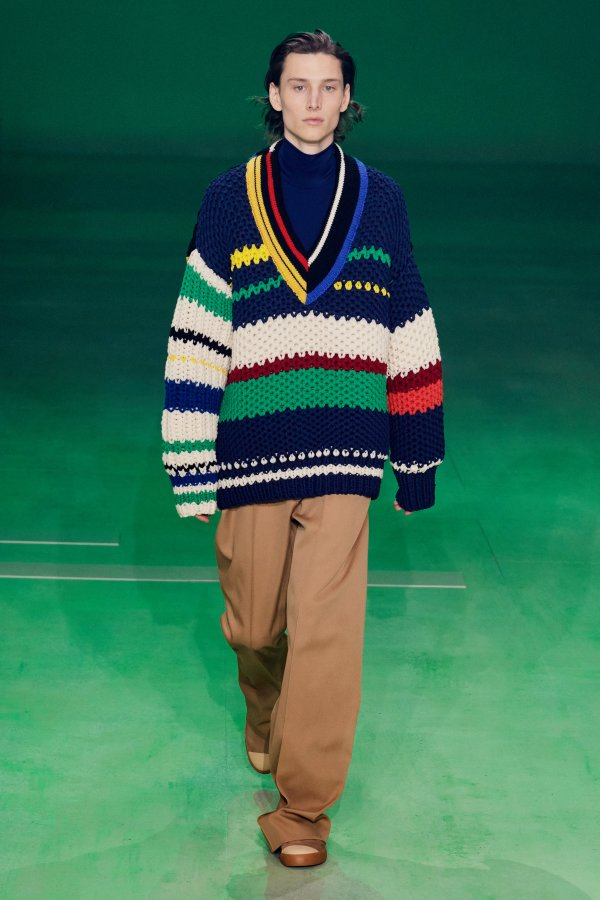 LACOSTE AW19_LOOK 56 by Yanis Vlamos