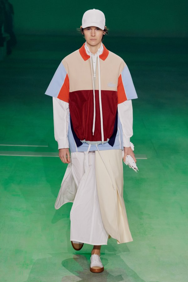 LACOSTE AW19_LOOK 61 by Yanis Vlamos