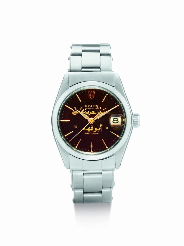 Lot 96 - Rolex Ref. 6466