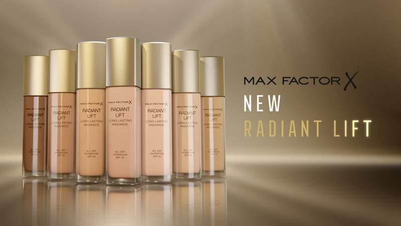 Max Factor Radiant Lift (13) - Shade Range