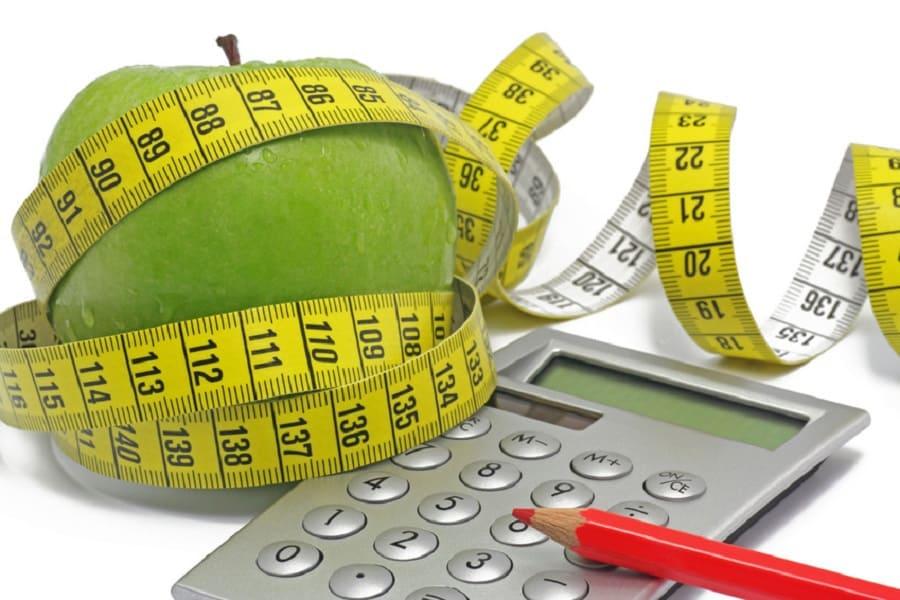 جدول السعرات الحرارية في الأطعمة للحصول على وزن مثالي