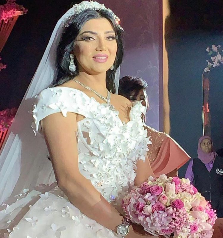 فيديو زفاف الفنانة شهد الياسين