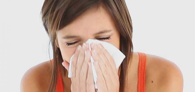 علاج الزكام بطرق طبيعية في المنزل