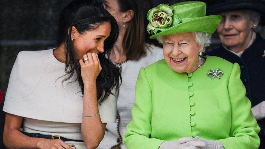ملكة بريطانيا تقدم هدية خاصة جدا إلى ميغان ماركل في عيد ميلادها