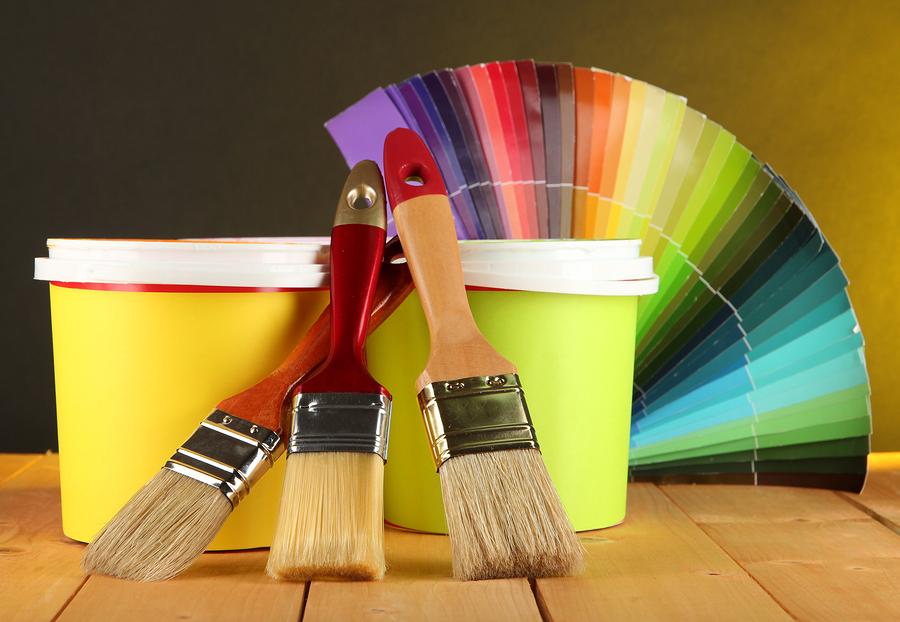 اختاري ألوان ديكور منزلك باستخدام عجلة الألوان