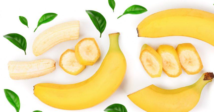 فوائد الموز علي الريق وقبل النوم