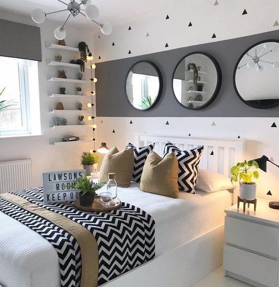 ديكور غرف نوم عصريه