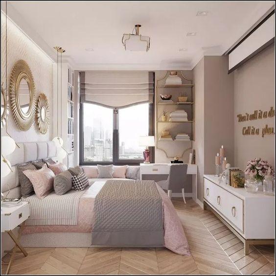 غرف نوم شبابيه