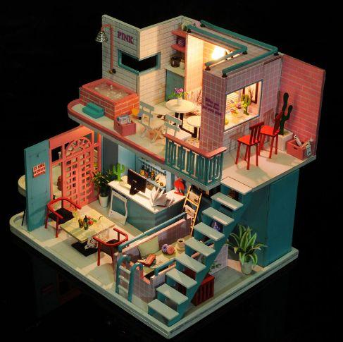 تصميم منازل صغيرة 2019