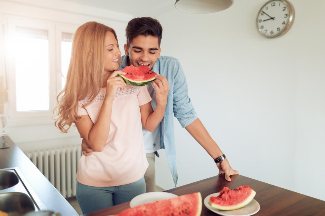 البطيخ فاكهة زوجية تتغلب على الفياجرا