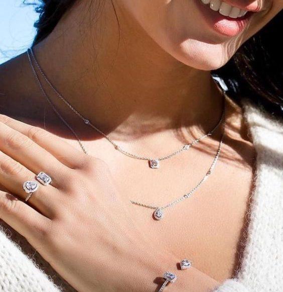 مجوهرات الماس 2019
