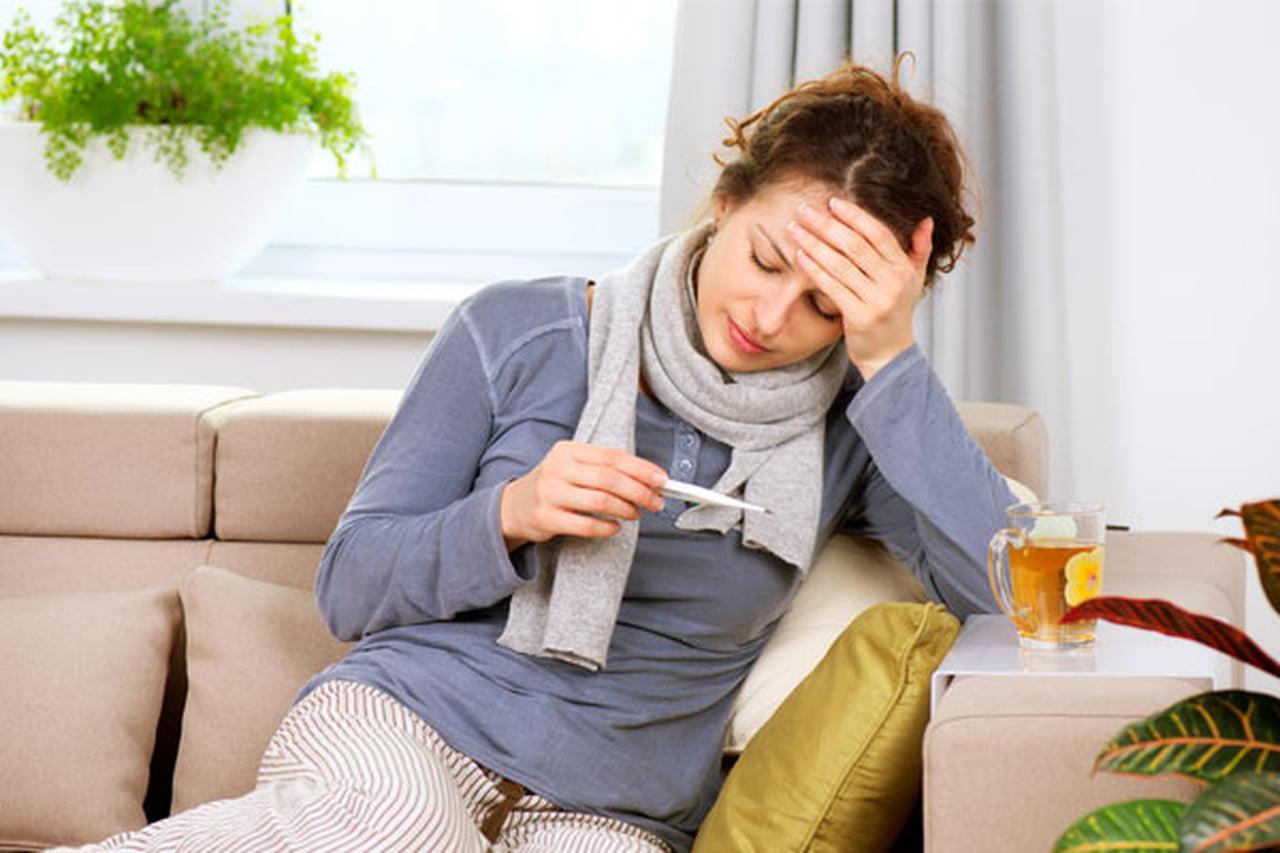 علاج نزلات البرد