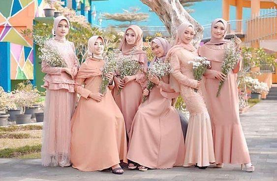 وصفيات العروس محجبات 2019
