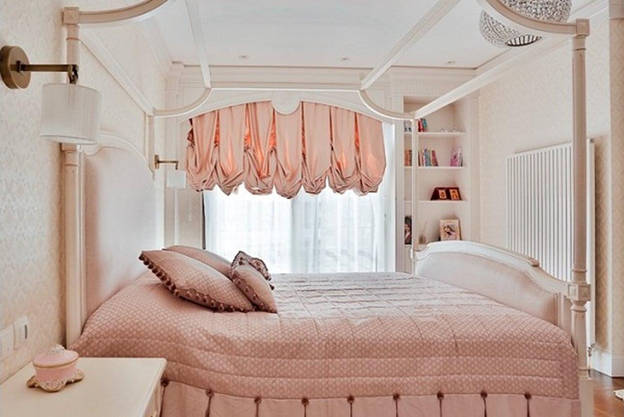 ألوان الباستيل لغرف نوم ناعمة