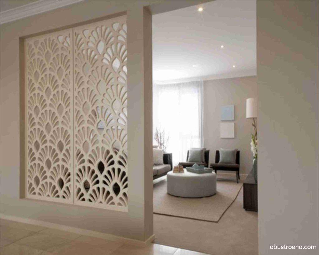 تصاميم متنوعة من القواطع لفصل الغرف