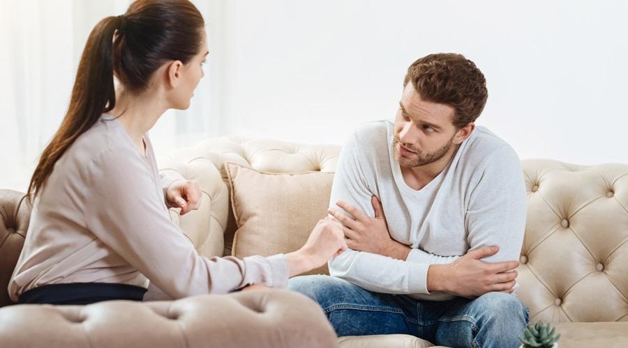 القولون العصبي يؤثر بشدة على العلاقة الحميمة