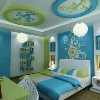 موديلات غرف اطفال 2019