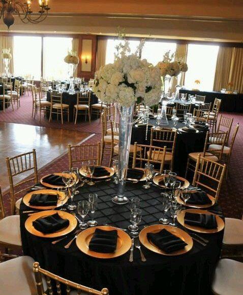 ديكور وثيمات حفل زفاف 2019