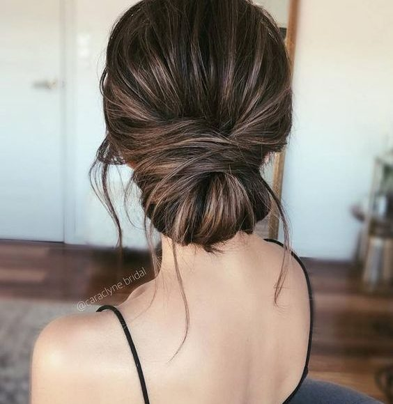 تسريحات شعر بني