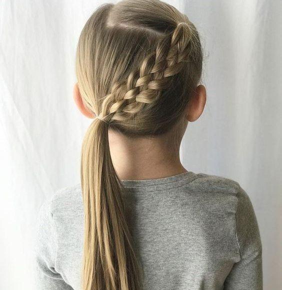 تسريحات شعر الاطفال