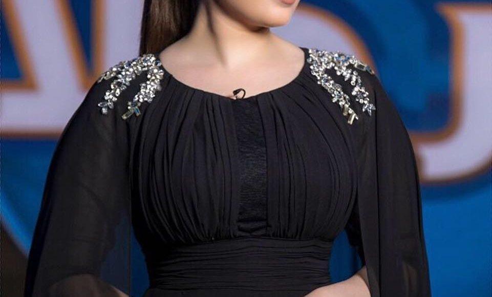 قفطان رؤى الصبان من Nisrine Fakih