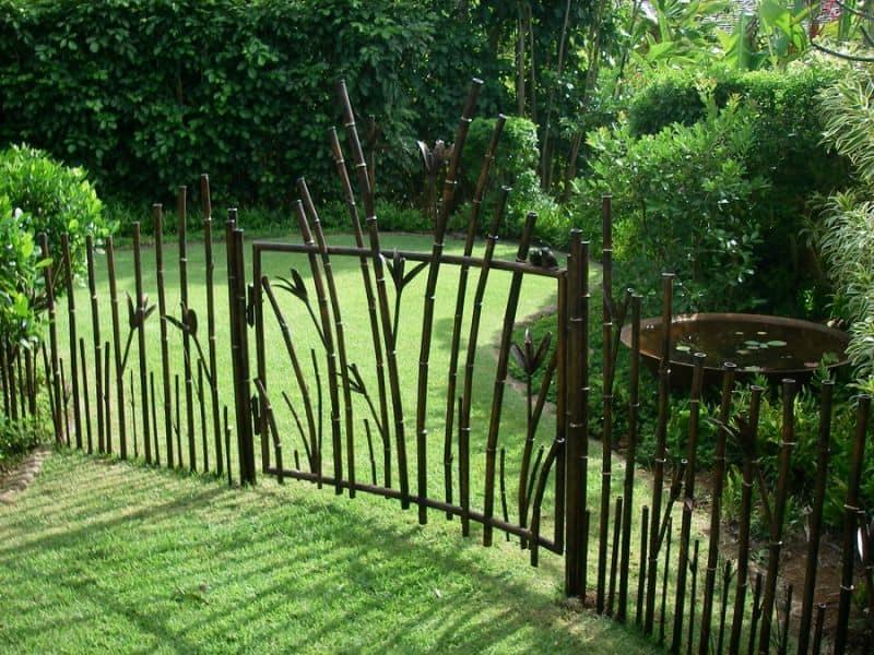 لتصاميم متميزة لسياج المنزل
