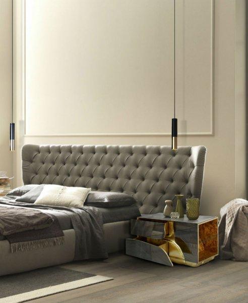 صور: تصاميم سرير أنيقة في غرف نوم مودرن