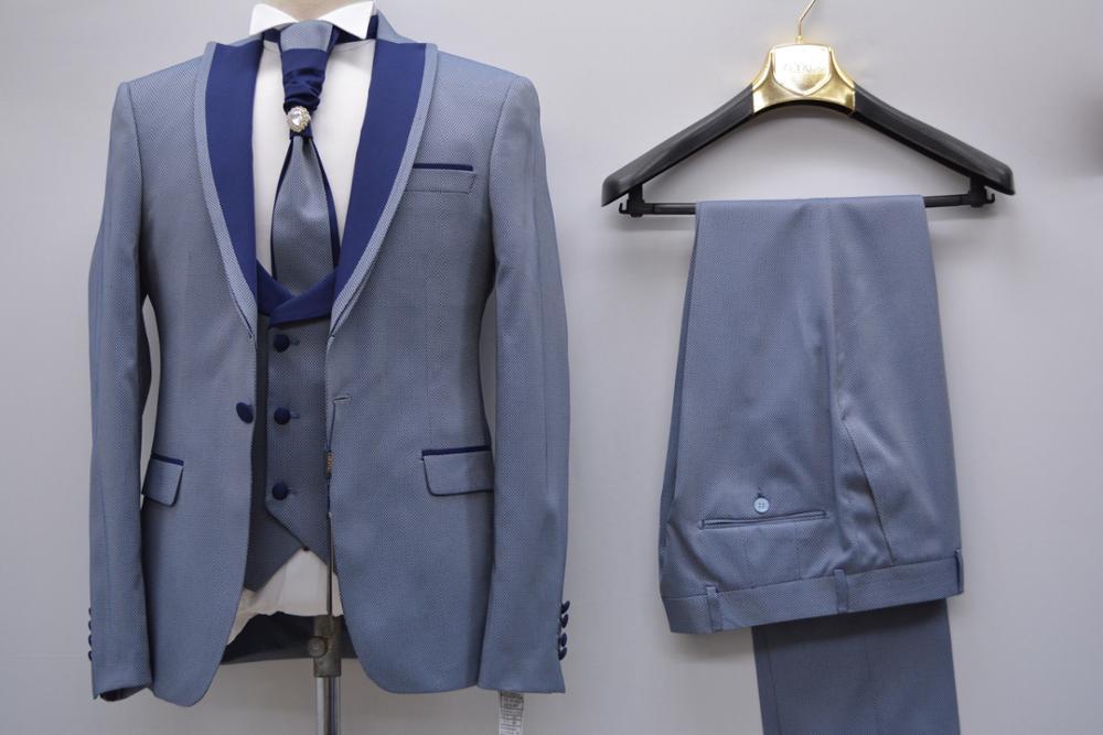 خمس نصائح لاختيار بدلة عريس مثالية