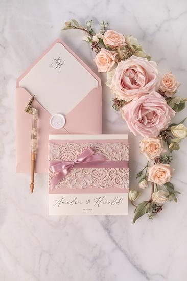 أجمل تصميمات ثيمات العرس الوردية لعام 2019