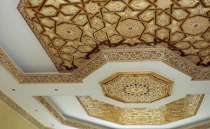 احدث ديكورات مجالس ذات طابع مغربي لعام 2019