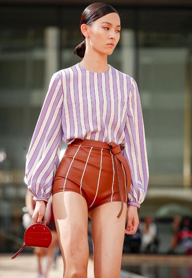 اسبوع الموضة 2020