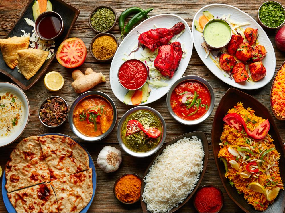 اكلات هنديه بالصور
