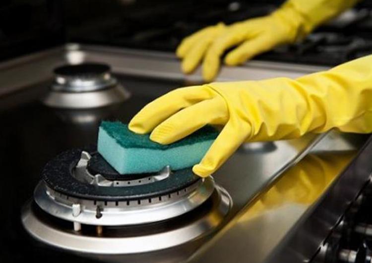 الاهتمام بنظافة البوتاجاز