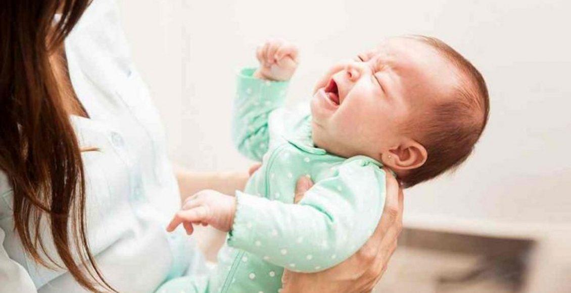 البواسير عند الأطفال الرضع