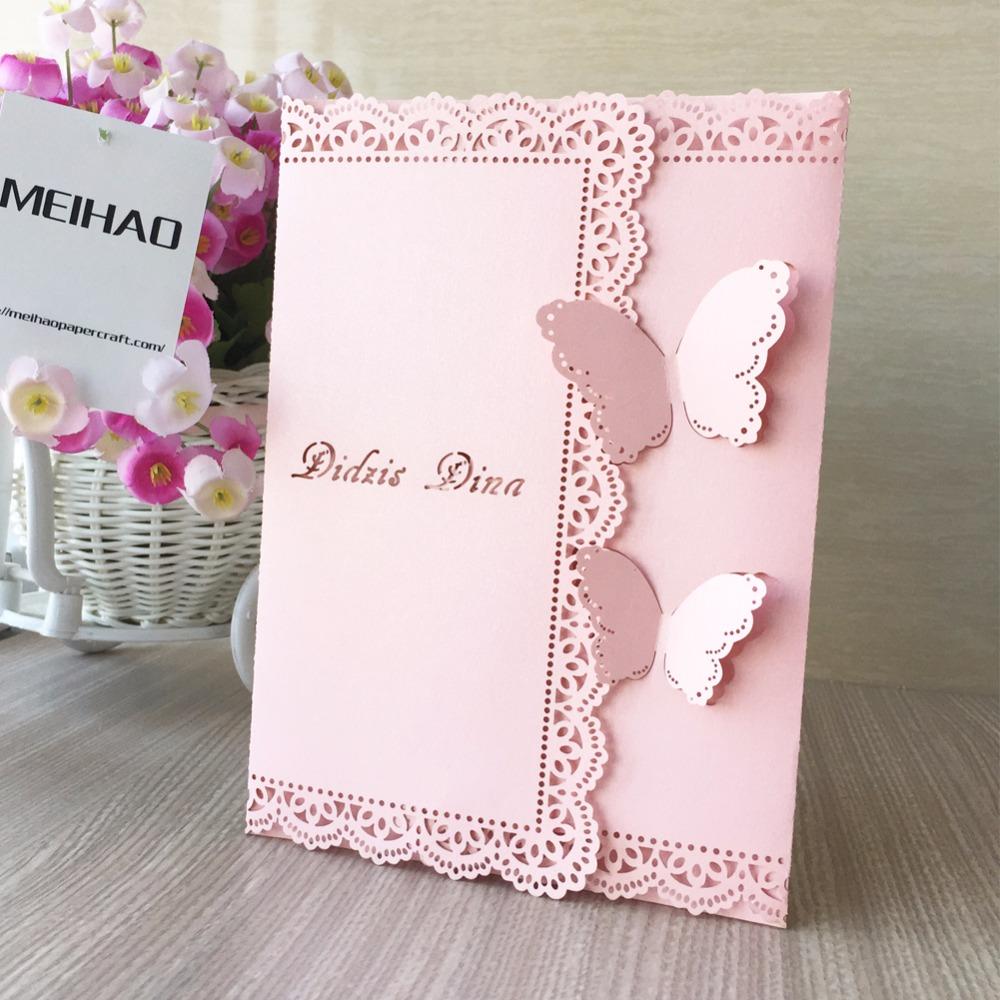 الفراشات الوردية تزين ثيمات عرس 2019