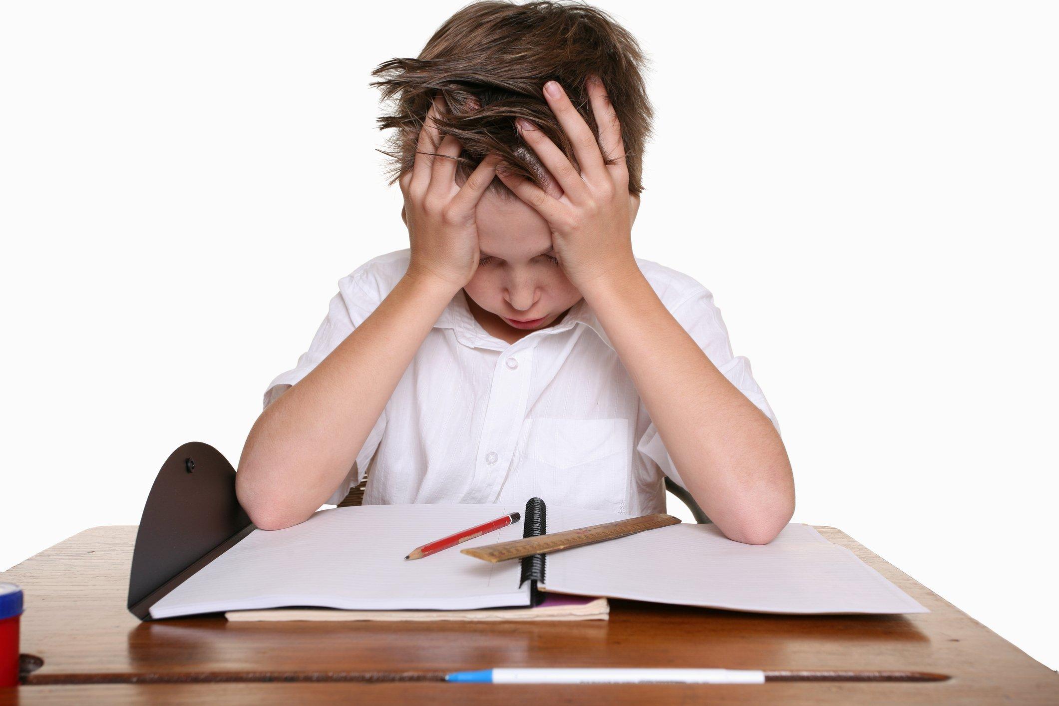 السبب وراء الفشل في الدراسة