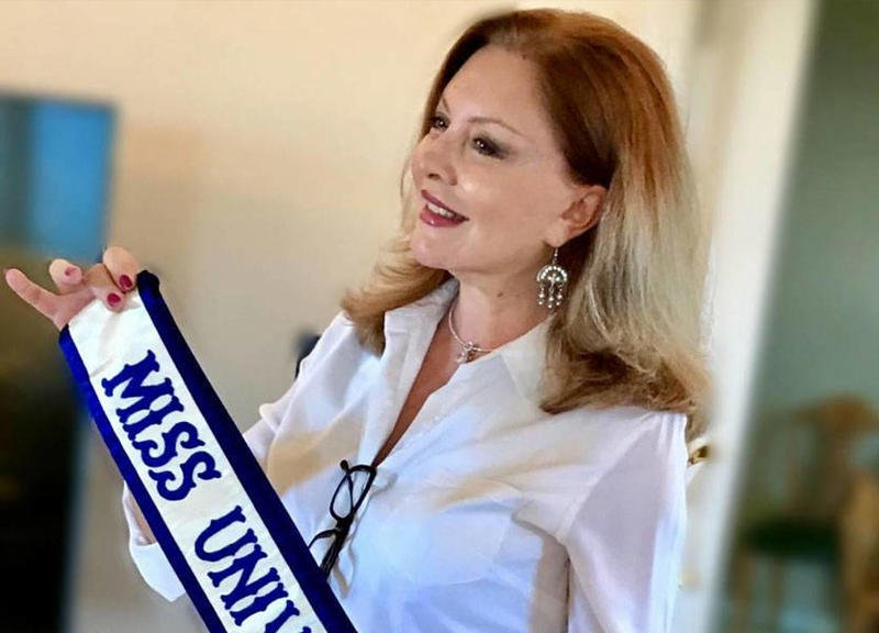 ملكة جمال الكون جورجينا رزق