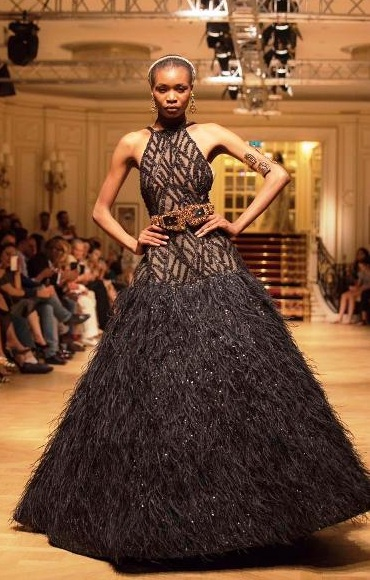 اسبوع الموضة في باريس
