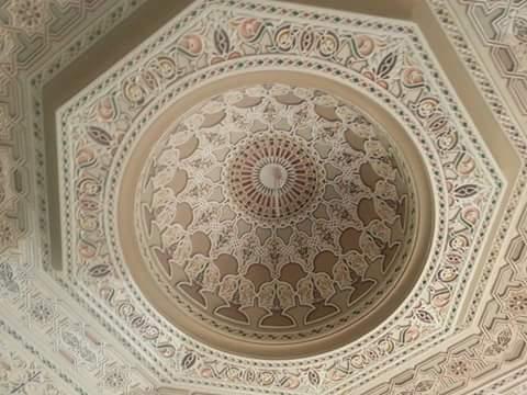 أجمل النقوش الإسلامية التي تزين ديكورات المجالس
