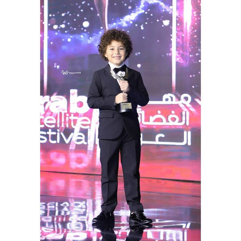 ياسين إبن شقيقة أنغام الراحلة غنوة